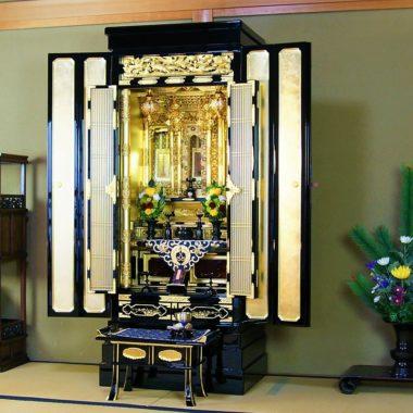 京型金仏壇 宝閣20 西本願寺 興正寺